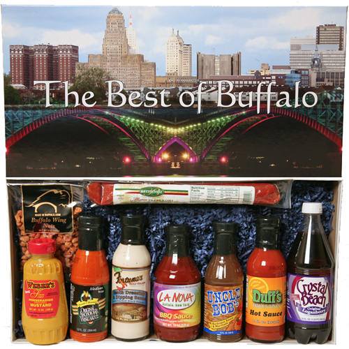 Best Buffalo Gift Box Sampler